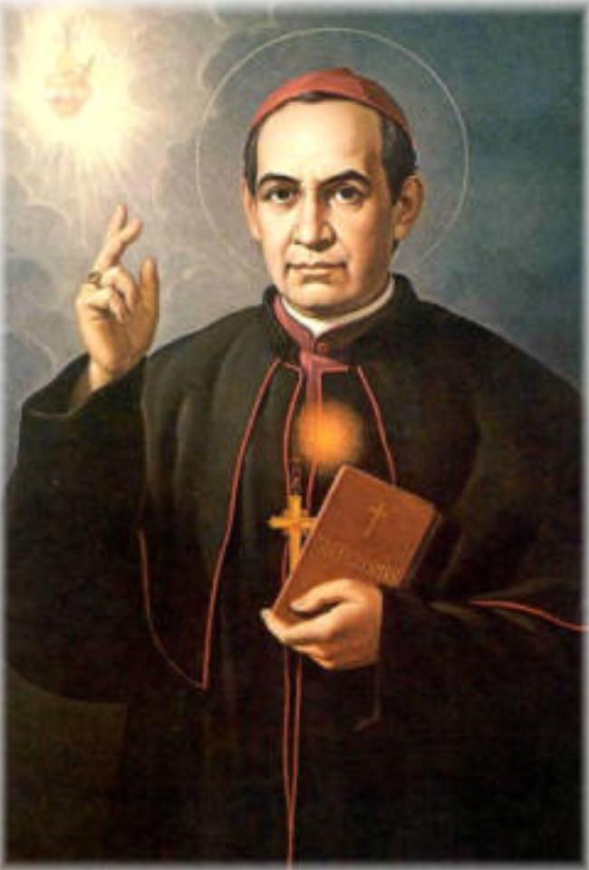 SOTD: 10.24.18 – St. Anthony Mary Claret