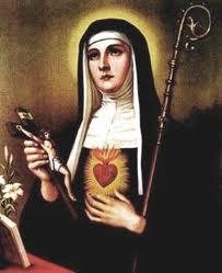 SOTD October 16, 2018: St. Margaret MaryAlacoque