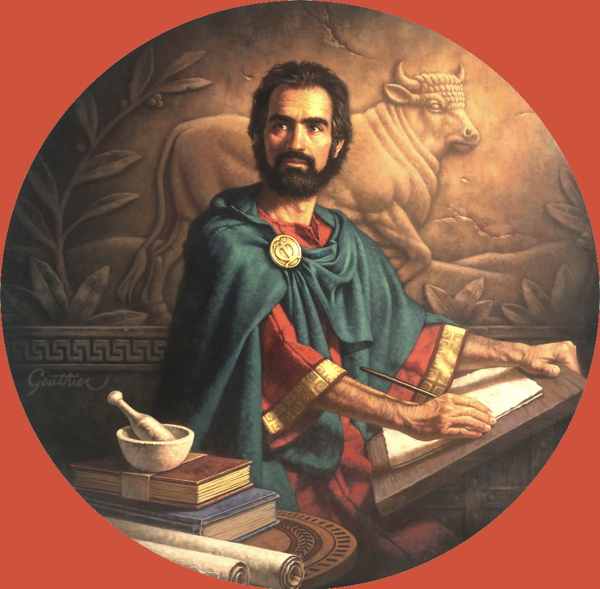 October 18, 2018: Feast of Saint Luke the Evangelist