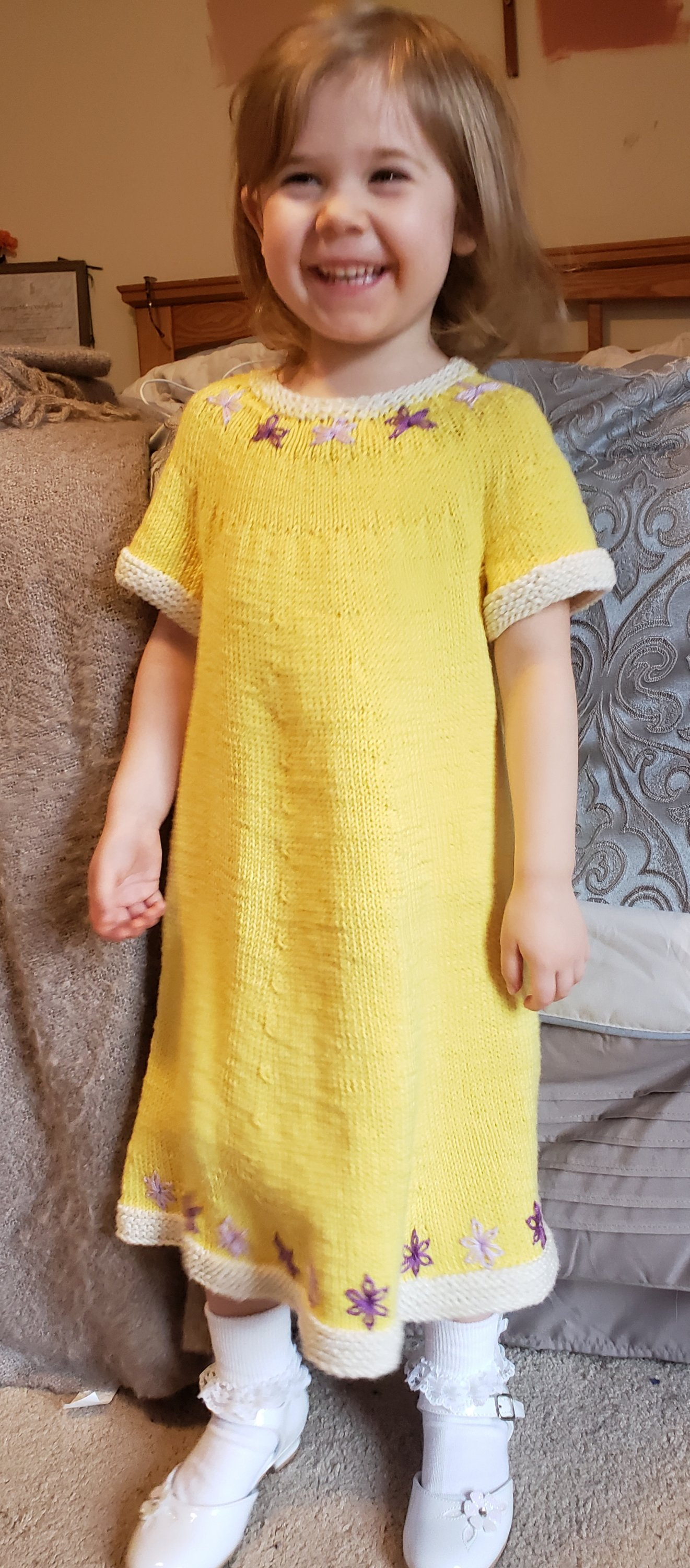 The Easter Dress,2019